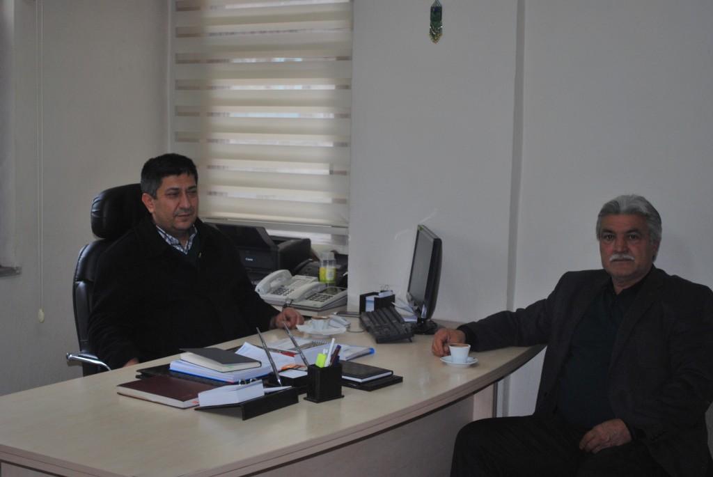 Çamlıköy Kooperatifi Başkanı Sabri Köroğlu
