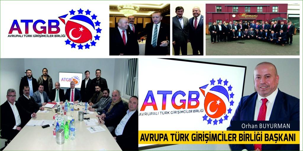 ATGB'ne Karabüklü Başkan, Yeniceli Başkan Yardımcısı 1