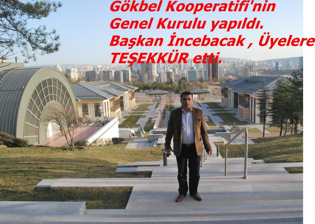 Gökbel Kooperatifi Genel Kuruluna 80 Üye katıldı