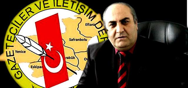 Gazeteciler Federasyonu Karabük'te toplanıyor 2