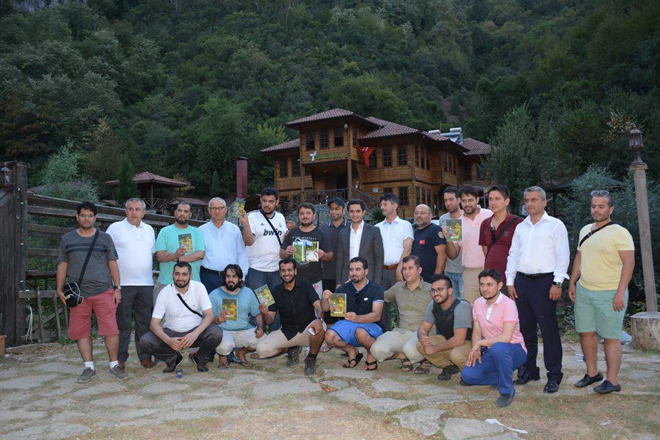 SOSYAL MEDYA FENOMENLERİ YENİCE'YE HAYRAN KALDI