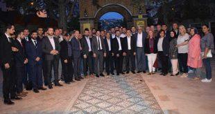 MHP Eskipazar İlçe Başkanlığına Şaban Tutar atandı