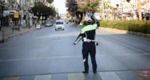 Karabük'te 420 kişiye 378 bin lira para cezası kesildi