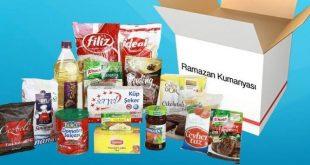 Yenice Belediyesi 550 yardım paketi dağıttı